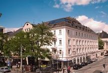 Salzburg province, Austria / Historic Hotels, romantic country homes, villas & castle hotels in the City of Salzburg, the Salzkammergut lake district, Salzburg's Alpine Mountains and its charmingly diverse countryside.