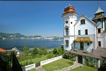 Upper Austria / Romantic castle hotels & historic country homes from the Danube Valley to the Alps & the Salzkammergut lakes of Traunsee, Attersee and Wolfgangsee in Upper Austria