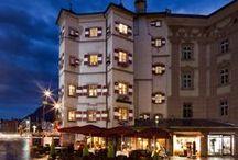 Tyrol province, Austria / Romantic castle hotels & historic village inns amid the sublime region of the Austrian Alps in Tyrol