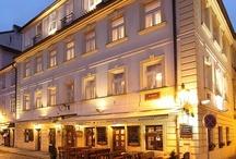 Czech Republic / Romantic castles & hotels in old Bohemia
