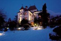 North Italy & Tuscany / Historic hotels, romantic villas & castle hotels in the Italian regions of Trentino Alto Adige, Lombardy & Tuscany