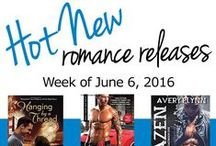 Weekly Romance Releases / We post new romance releases every Tuesday at Fiction Vixen. We'll post links to our lists here week so remember to check back often.