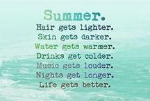 Summer stuff / by Jaimie Vaughan