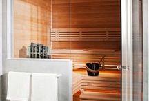Bathroom / sauna