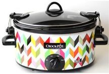 Recipes / Slow Cooker. / by Courtney Hillman