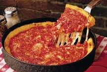 Chicago Style Pizza / About my favorite Pizza :)