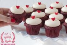 Valentine's Day Love / What does Cupcake Royale have cooking in their kitchen for Valentine's Day?  http://tinyurl.com/ValentinesCupcakes