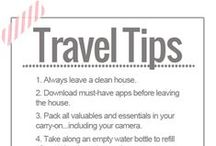 Travel Tips / by Glacier Guides and Montana Raft Company