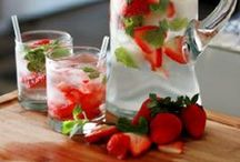 Recipes - Virgin Drinks / Non-alcoholic drinks recipes / by Joo Joo Bah (Denise)