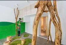 kids friendly / #kids #kids design #kids room #design #interior design #home decor #kids friendly #public space