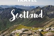 Travel // SCOTLAND / Planning a trip to Scotland? Let me inspire your itinerary with some of my favourite places around Scotland!
