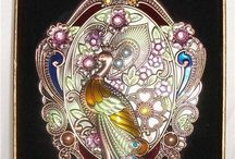 Victorian / Victorian style clothes, jewelry, homes, antiques, etc...  / by Heather Bacsick