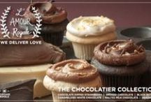The Chocolatier Collection Cupcakes / To celebrate love, the most delicious way, we partnered with Chocolatiers that know and love the craft. Embracing bean-to-bar chocolate, we sourced the Northwest's best bean-to-bar chocolatiers and hold tight - we are bringing them all to you this Valentine's Day.
