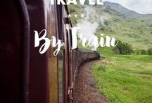 Travel // BY TRAIN