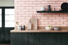 in the kitchen. / Inspiration for Creative Kitchens.