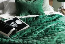 on the bed. / Gorgeous and inspiring bedrooms