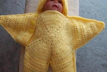 crochet and knitting / by Judy Dragun Haerens