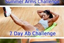 getting ripped and ready for beach season / by Amy Delaney
