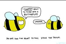 Snarkoleptics Anonymous / Snide comics and funny pics good for a laugh.  / by Cait Russell