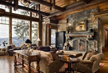 "Dream Home / ""All our dreams can come true, if we have the courage to pursue them."""