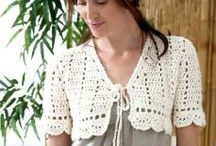 Crochet-clothing / by Lorna Coulthart