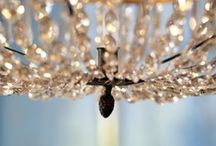 Chandeliers that Dazzle / by Bobbi Jankovich