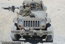 Jeep JK (USA) / by Clayton Moore