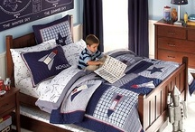 Ideas For The Boy's Rooms