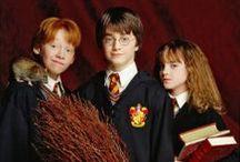 I <3 Harry Potter / The boy who lived  / by Lizzy Nuñez