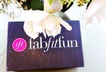 FABFITFUN/ HEADOVERHEELS / Columnist for E' News host, Giuliana Rancic's website! Head Over Heels Column On FabFitFun