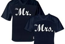 Custom Products from Bridal Party Tees / by Bridal Party Tees