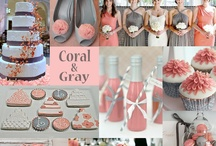Inspiration Board / Not sure what colors you want to use for your wedding or need ideas for the colors you have already chosen? Look no further! This board gives great color ideas for your upcoming wedding. / by Bridal Party Tees