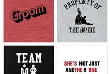 Team Groom / by Bridal Party Tees