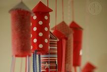 Playful Party Decor / Great party decorations and themes. / by Cait Russell