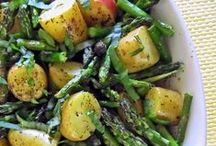 Savory Side Dishes / Side dishes to go with my delicious dinners.  / by Cait Russell