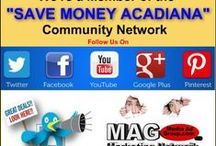 Save Money Acadiana / Save Money and Find Entertainment in Lafayette and Surrounding Areas.