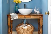 Bathroom Decor / What is a bathroom without its accessories?