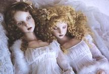{ Enchanted Dolls } / ~ A Lovely Art Form ~