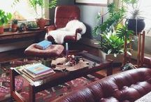 | | Living Room / by Carley Danielle