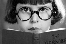 Bookworm / by Rachel Baker