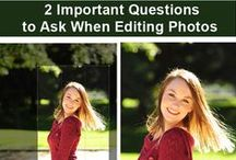 Post Processing | Workflow / Post processing not specific to Lightroom or PSE and workflow suggestions.   / by Rebecca Hedges Lyon