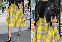 PLEATS & PLAID / A ComPLEATe Fall/Winter 2014 Trend