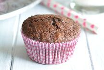 Muffin Recipes / Yummy and sometimes healthy muffins recipes.