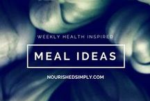 Meal Ideas / Meal ideas for dinner from around the web.