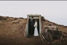 Real Weddings & Wedding Photography / Real people, real weddings, real love stories in gorgeous photos.