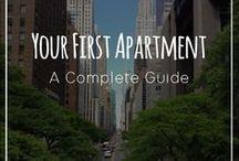apartment / by Rachel Baker