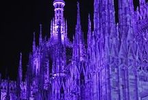 Every shade of Purple @ aprilsworld.com / How many shades of purple are there?