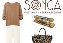 // Fashion Boards / Our tips and ideas on how best to style your Songa pieces!