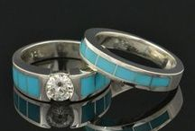 My Etsy Shop / Dinosaur bone rings, turquoise engagement rings and Australian opal jewelry are our specialty.  We produce handmade jewelry in sterling silver and gold with a focus on quality over quantity.