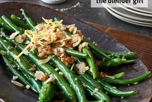 Side Dishes / Perfectly healthy side dishes to go with any main dish.